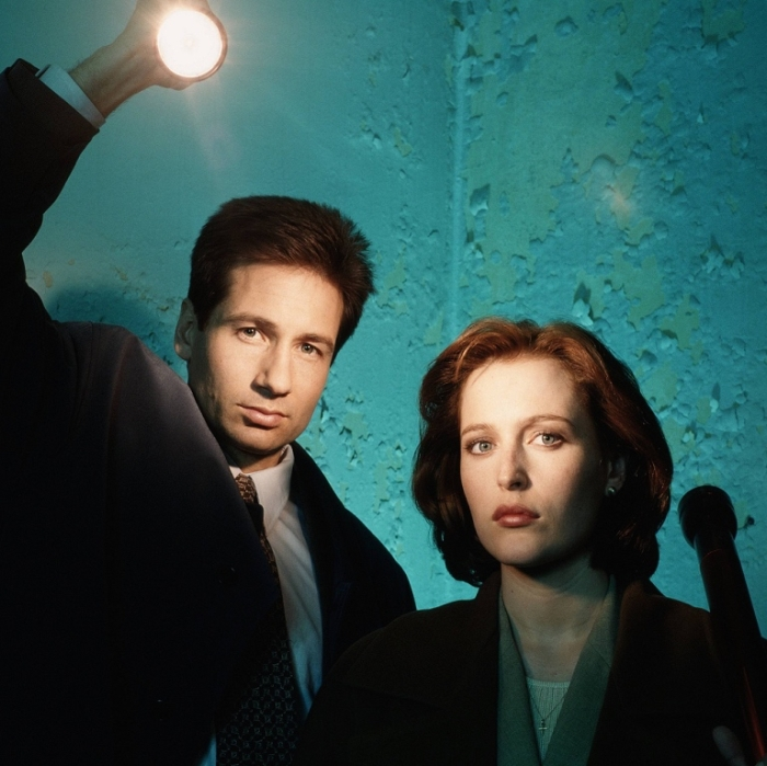 Lucidity and The X-Files